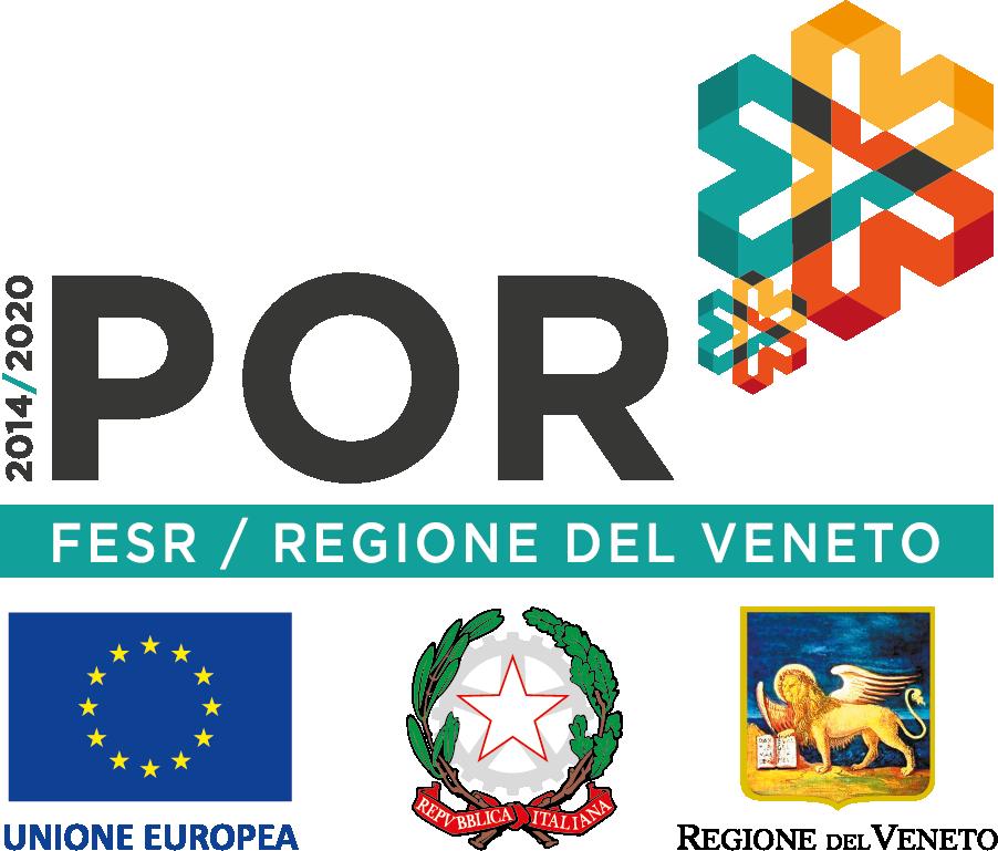 IL SOSTEGNO DEL POR FESR 2014-2020 DELLA REGIONE VENETO